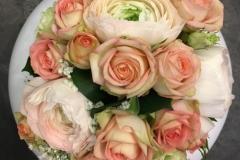 Renoncules - minis roses